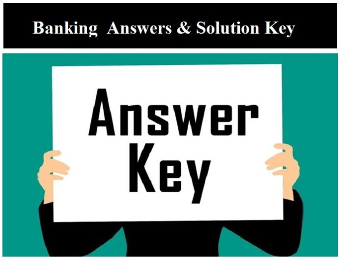 Download Free Mock Test Series For Banking Answers