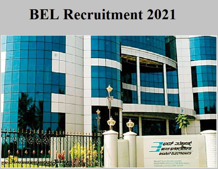 BEL Recruitment 2021 Out ¬– Up To Rs. 1, 40,000 Salary || Check Eligibility Here Apply Online!!!