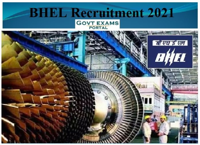 BHEL Recruitment 2021out (1)