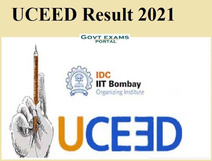 UCEED Result 2021