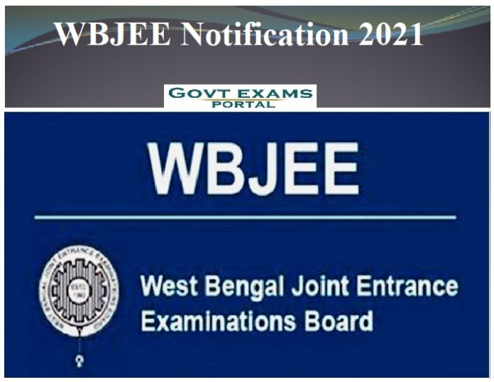 WBJEE Notification 2021