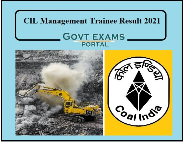 CIL Management Trainee Result 2021 Released