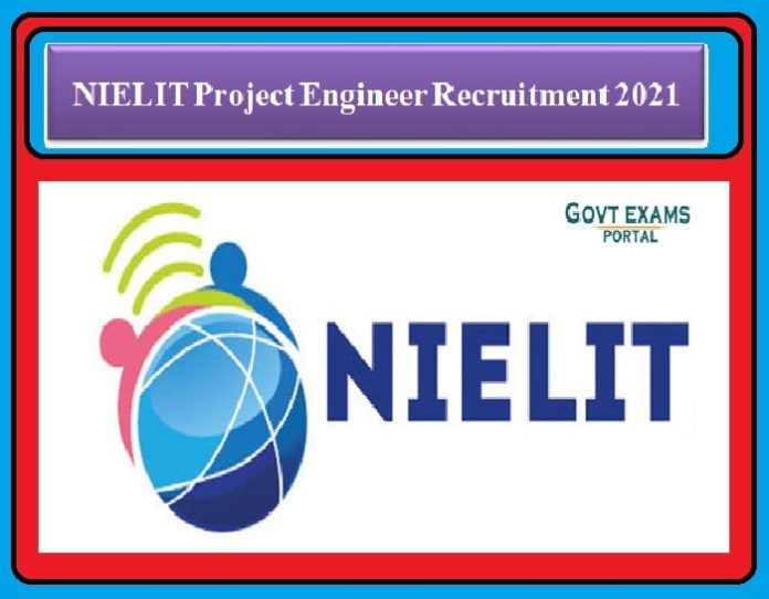 NIELIT Project Engineer Recruitment 2021 OUT – Salary Rs.45000 to 60000 per Month Apply Here