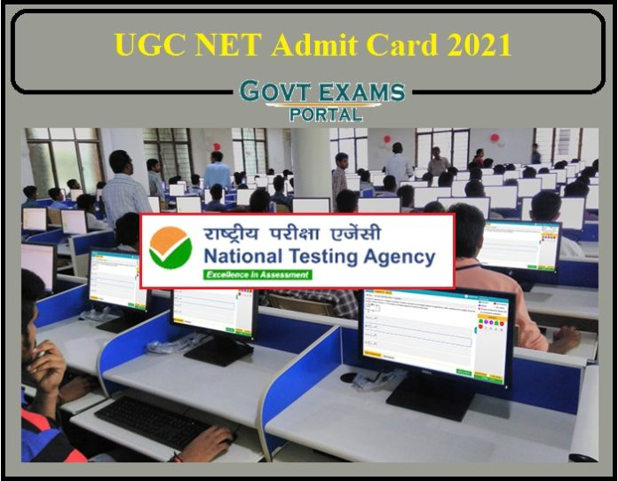 UGC NET Admit Card 2021- Download Call Letter for December 2020 Cycle Here!!!