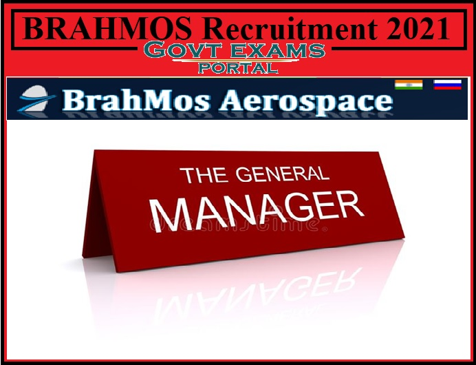 BRAHMOS Recruitment 2021