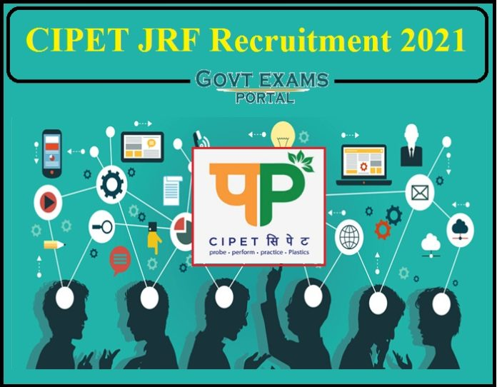 CIPET Recruitment 2021