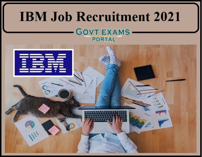 IBM System Services Representatives Job Openings 2021 Released- Fresh Graduates Can Apply!!!