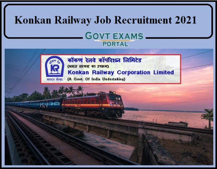 Konkan Railway Job Recruitment 2021 Notification Released- Apply for Senior Section Engineer and Technician!!!