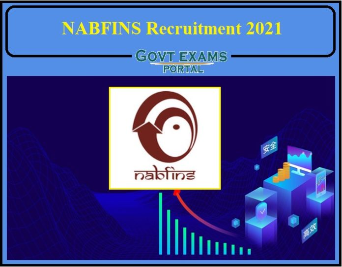 NABARD Financial Services Recruitment 2021 Notification Released- Apply Online!!!