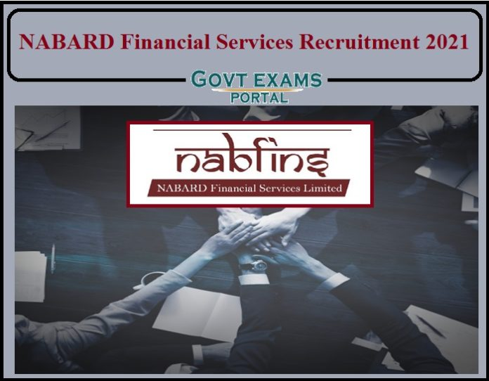 NABARD Financial Services Recruitment 2021 Released- Apply for CSO, CSE and Branch Head!!
