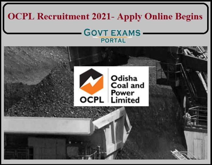 OCPL Recruitment 2021 Out- Apply Online Here!!!