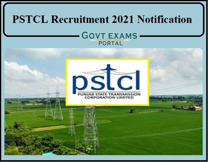 PSTCL Recruitment 2021 Notification Released- Check Details for 500 Vacancies!!!