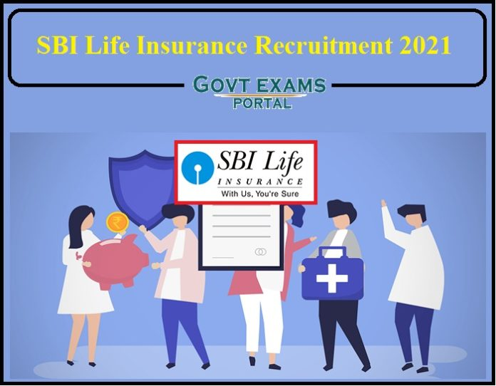 SBI Life Insurance Recruitment 2021 Notification Released- Apply Online Here!!!