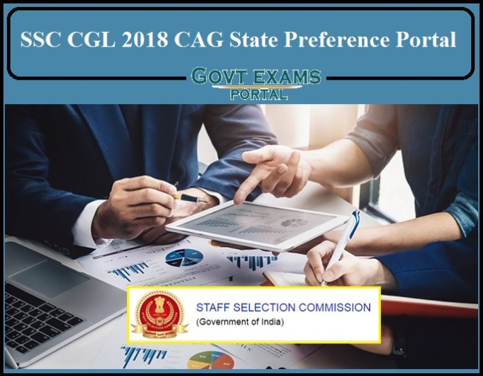 SSC Released Important Notice for CGL- Check CAG State Preference