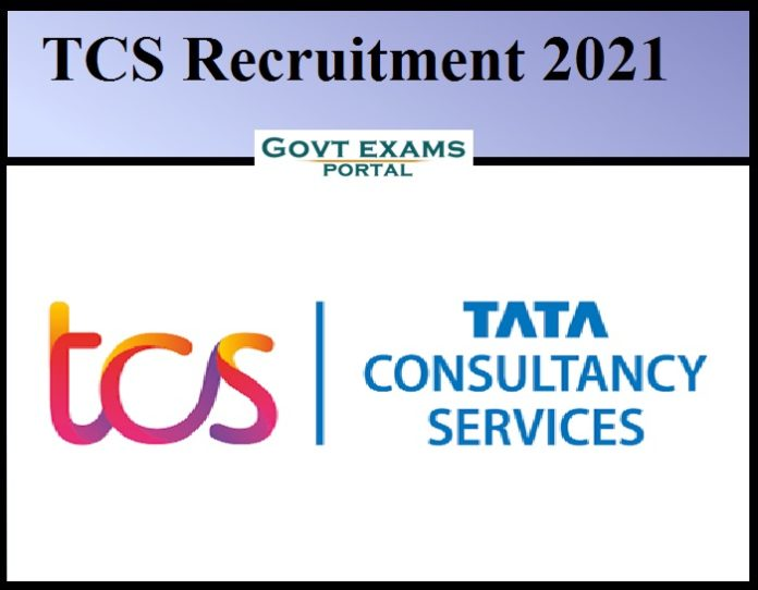 TCS Recruitment 2021