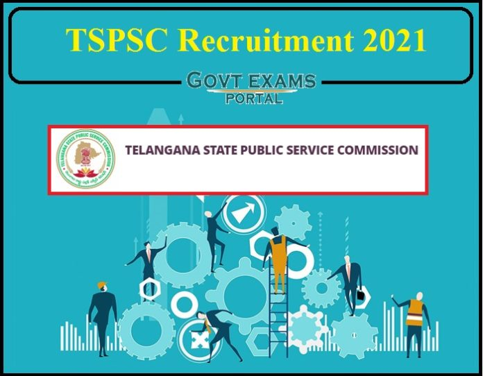 TSPSC Recruitment 2021 Notification - Check Application Details Here!!