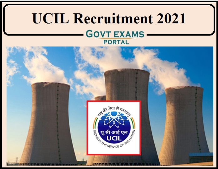 UCIL Recruitment 2021 Notification Released