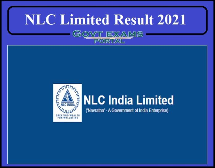 NLC Limited Result 2021