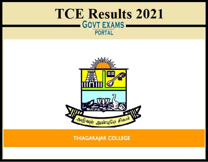 TCE Results 2021